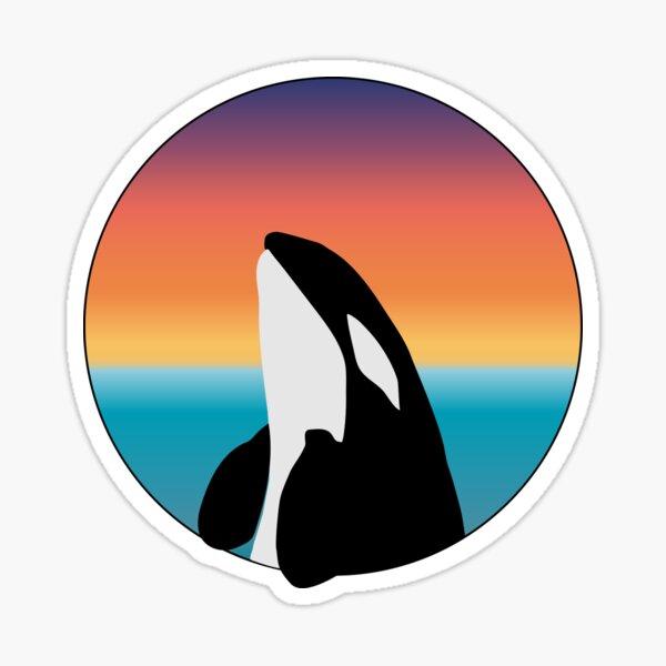 Free Orca Sticker
