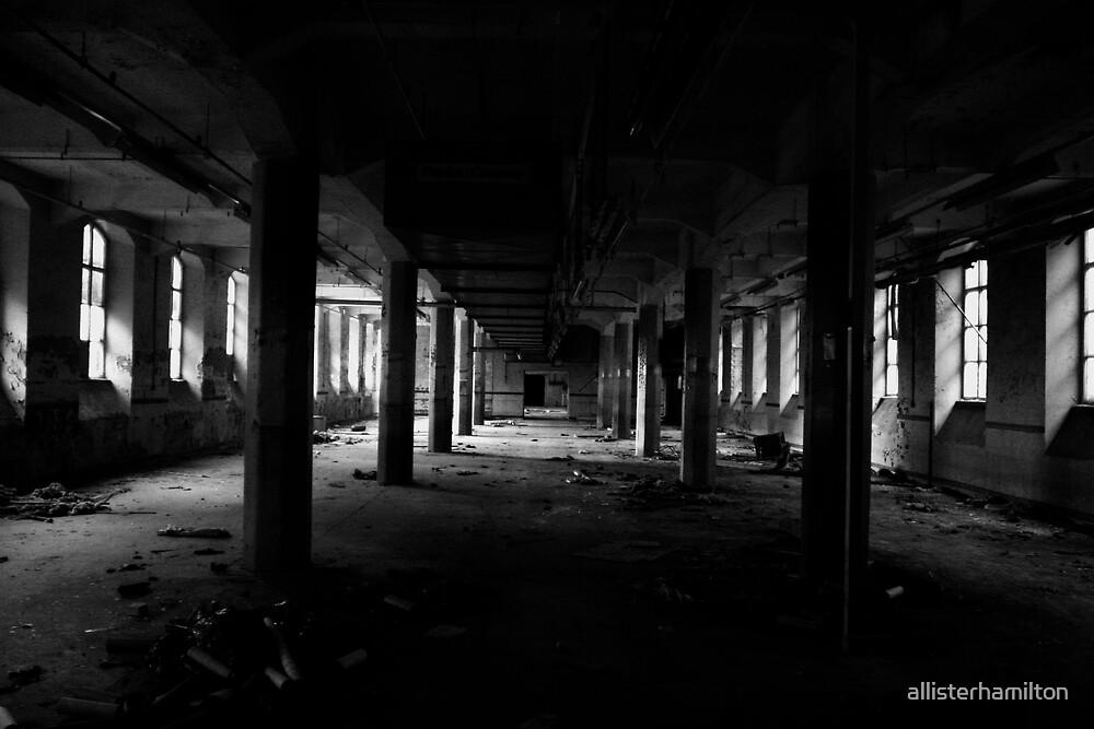 old mill by allisterhamilton