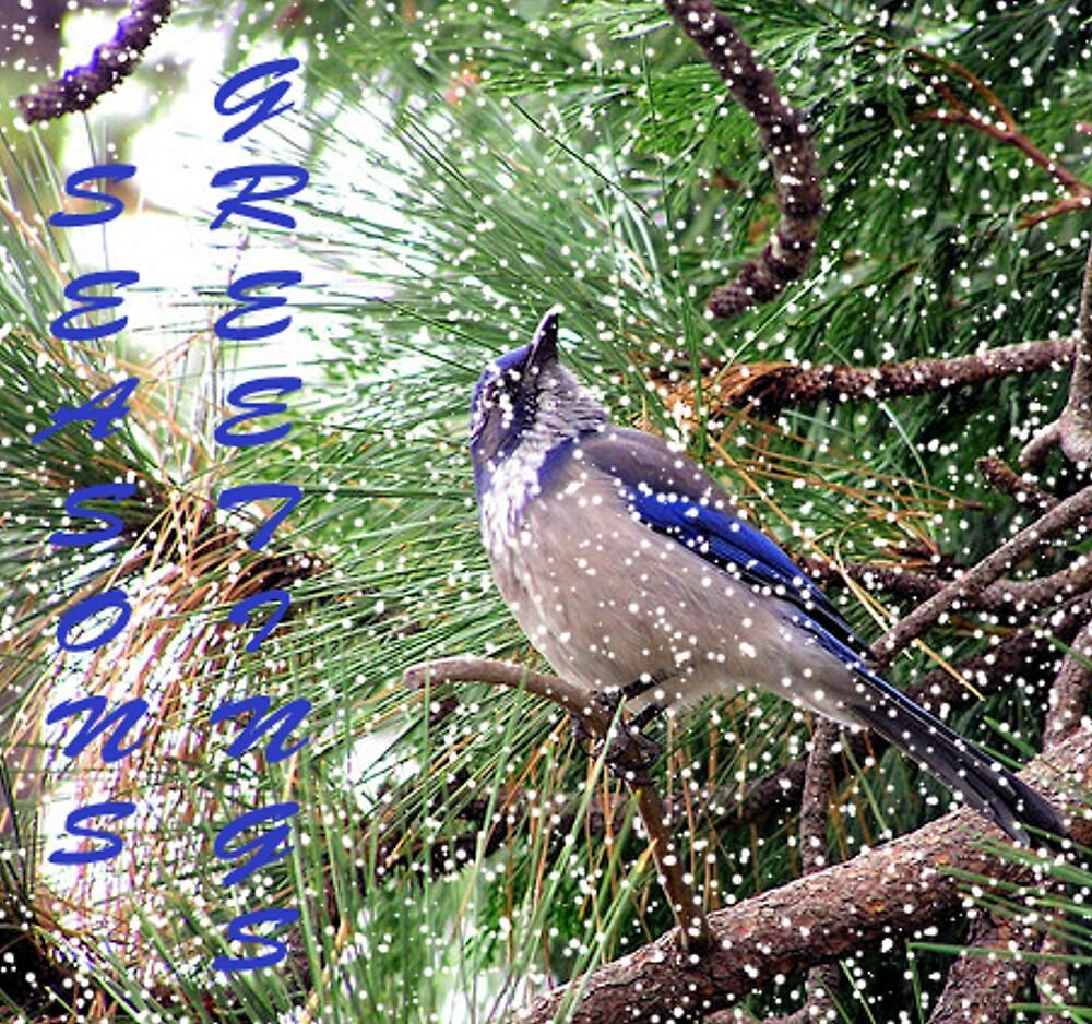 christmas card #2 by CheyenneLeslie Hurst