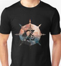 Zelda - Breath of the Wild - Compass Unisex T-Shirt