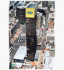 City View Johannesburg, South Africa Poster