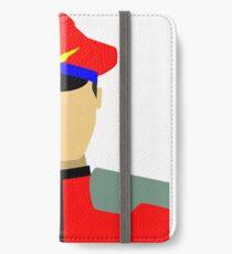 Dictator Vector iPhone Wallet/Case/Skin