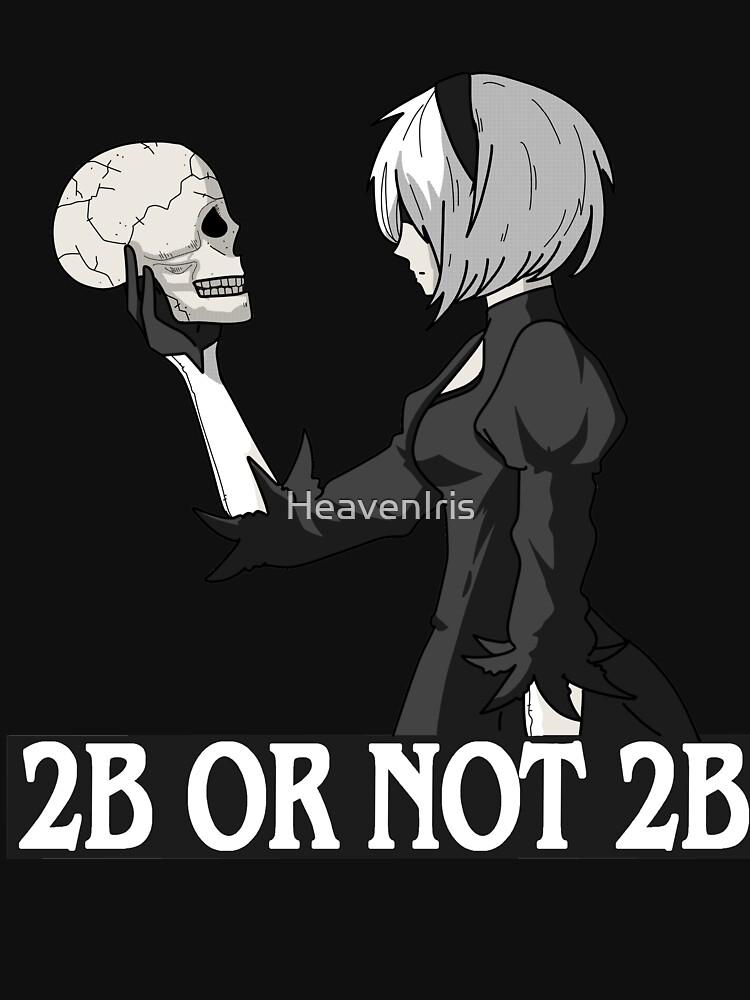 2B or not 2B by HeavenIris