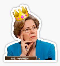 Elizabeth Warren  Sticker
