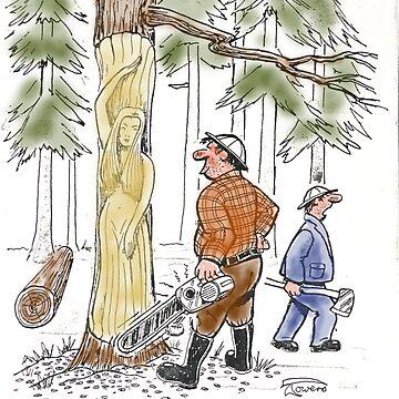 Lumber Jackson by briantowers