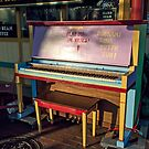 The Pianer by Eileen McVey