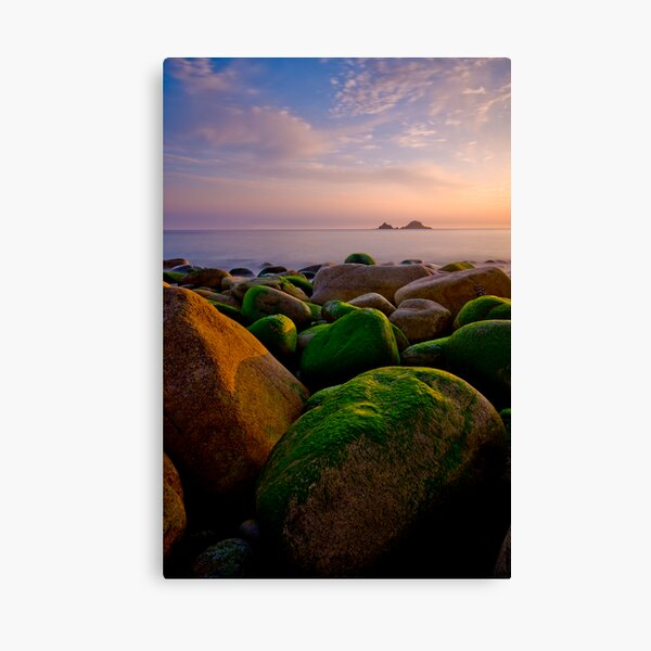 Porth Nanven II Canvas Print