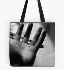 writes block Tote Bag