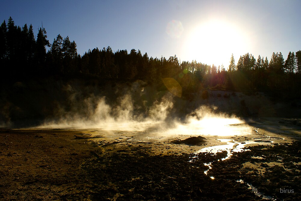 a steamy afternoon by birus