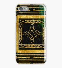 Folk Art Deco iPhone Case/Skin