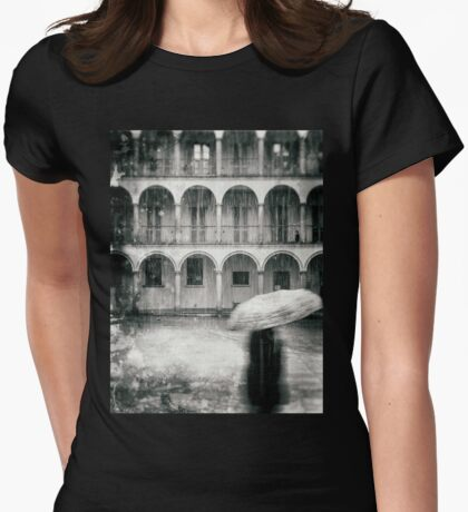 Passer by on a snowy day T-Shirt