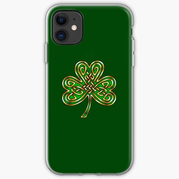 Shamrock iPhone Soft Case