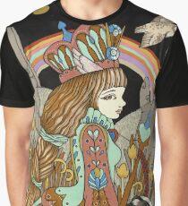 Aquamarine Dream Graphic T-Shirt