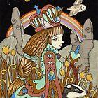«Sueño Aquamarine» de Anita Inverarity