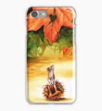 Falling Heart iPhone Case/Skin