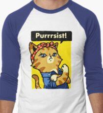 Purrrsist! T-Shirt