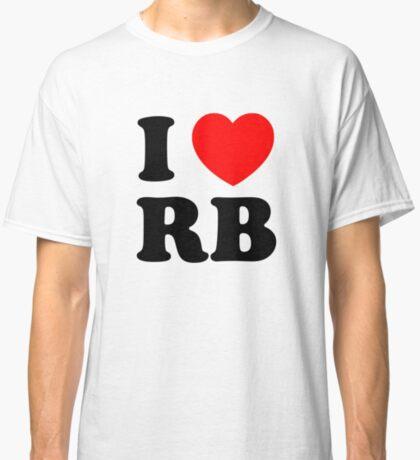 i heart RB Classic T-Shirt