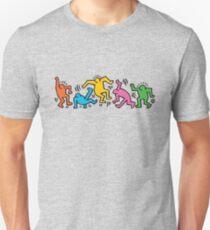 Keith Haring Merchandise Unisex T-Shirt