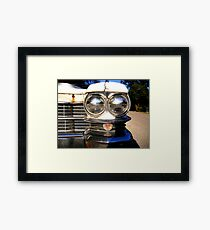 Classic Chrome Framed Print