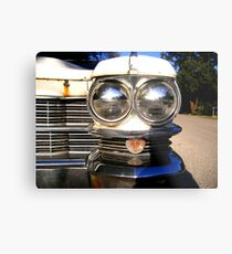 Classic Chrome Metal Print
