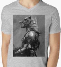 Hound of War Men's V-Neck T-Shirt