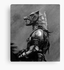 Hound of War Canvas Print