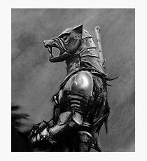Hound of War Photographic Print