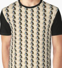 Architectural Detail Graphic T-Shirt