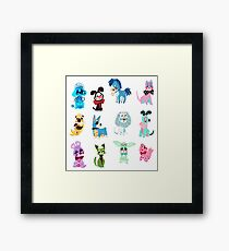 dakin dream pets Framed Print