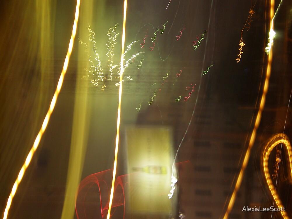 Fireworks by AlexisLeeScott