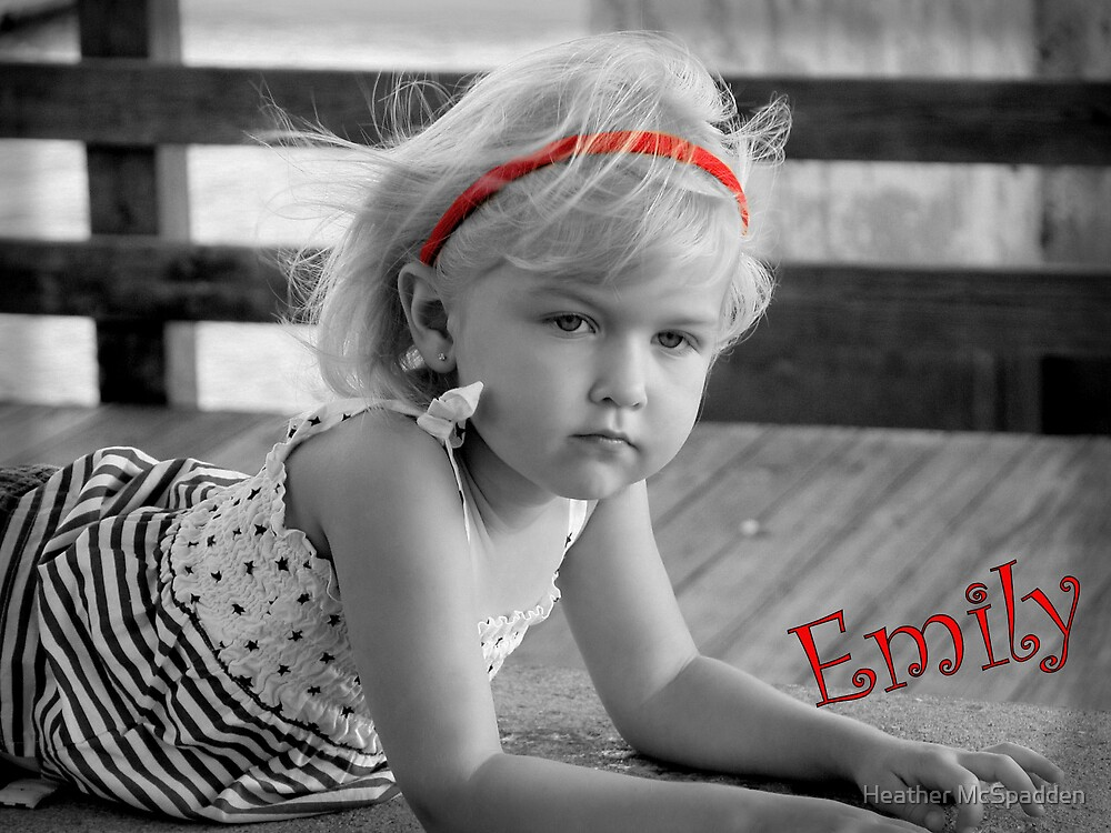 Emily by Heather McSpadden