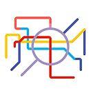 Mini Metros - Nagoya, Japan by transitoriented