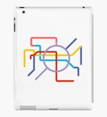 Mini Metros - Nagoya, Japan iPad Case/Skin