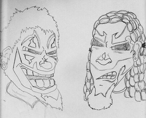 Insane clown posse by KiLLerxKarNi