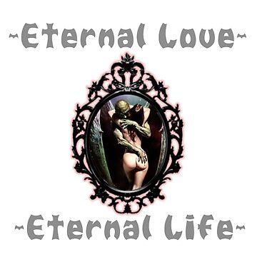 Eternal love by Woolcritters