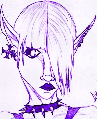 Punk fairy by KiLLerxKarNi