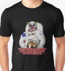 NASA Lies Clown T-Shirt