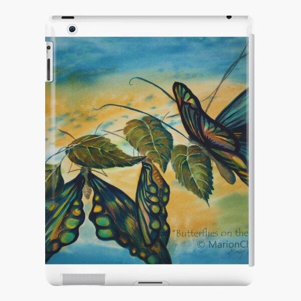 Watercolour: Butterflies on the Vine iPad Snap Case
