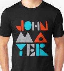 JOHN MAYER LOGO Unisex T-Shirt