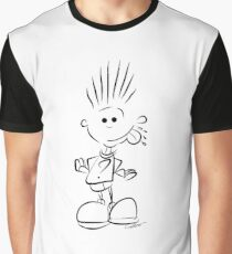 Cool Cartoon Graphic T-Shirt