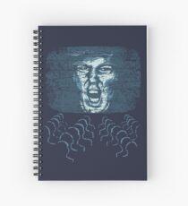DoublePlusBad Spiral Notebook