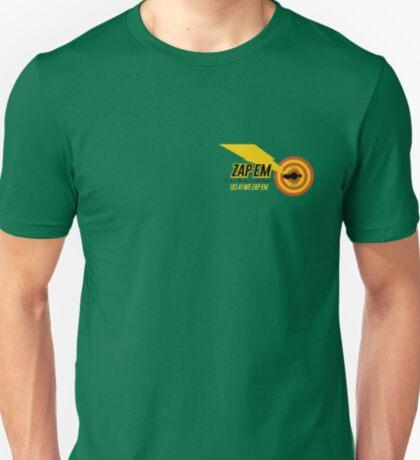MIB • ZAP-EM logo T-Shirt