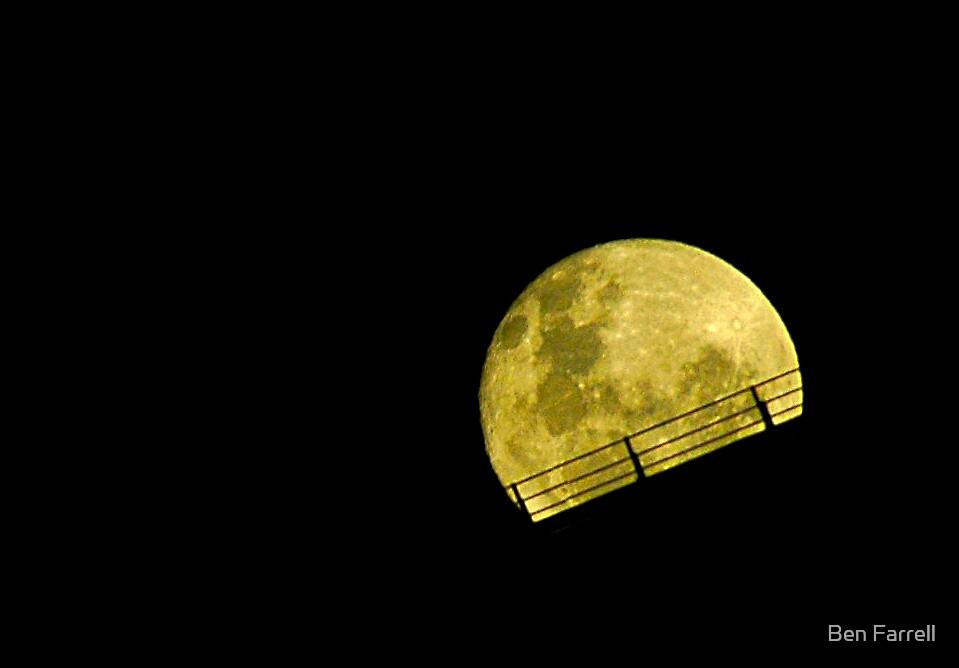 Moon by Ben Farrell