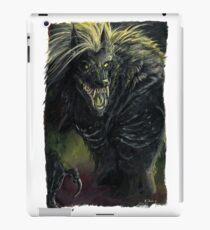 Undead Werewolf iPad Case/Skin