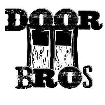 Door Bros by harrietdenson
