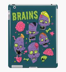 Brains iPad Case/Skin