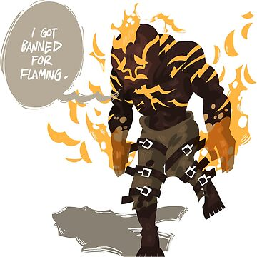 League of Legends - Brand: Banned for flaming by SpaceLake