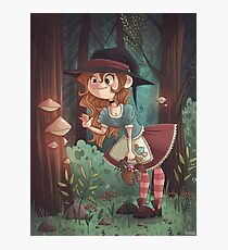Forestwitch Photographic Print
