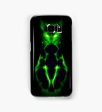 Cat of the Witching Hour Samsung Galaxy Case/Skin