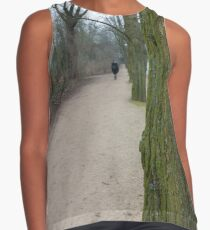 A walk in the park Contrast Tank